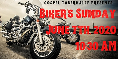 Bikers Sunday tickets