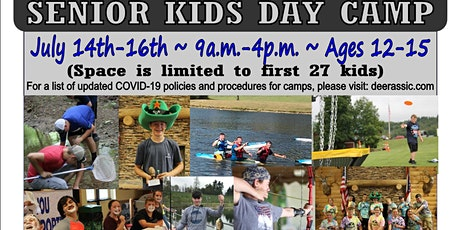 2020 Deerassic Senior Day Camp tickets