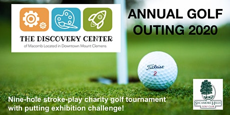 Golf Outing Summer 2020 tickets