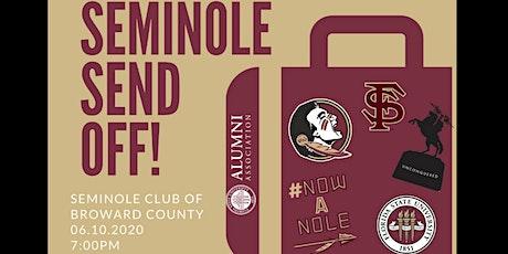 2020 Broward County Seminole Send-Off tickets