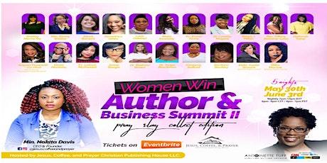 Women Win Author & Business Summit II tickets