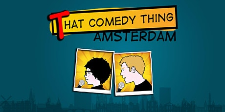 (SOLD OUT) That Comedy Thing at Fox & Solo  tickets
