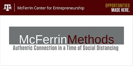 McFerrin Methods: Authentic Connection in a Time of Social Distancing tickets