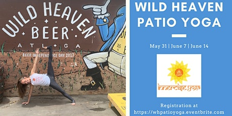 Wild Heaven Patio Yoga tickets