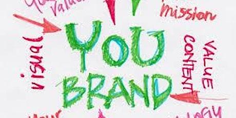 Webinar. Il profilo digitale: Come utilizzare i social per il self branding biglietti