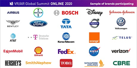 VR/AR Global Summit ONLINE Conference+Expo tickets