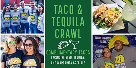 Taco & Tequila Crawl: Asheville tickets