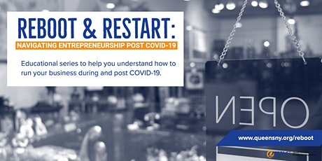 Reopening Your Restaurant/Bar/Cafe: A Post COVID-19 Survival Guide tickets