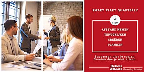 Smart Start Quarterly - 8 en 9 juni 2020 tickets