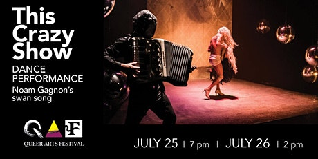 This Crazy Show @ QAF 2020 tickets