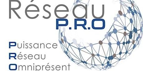 Apéro Business Réseau P.R.O billets