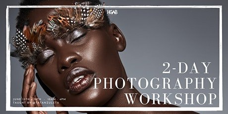 2-Day Photography Workshop tickets