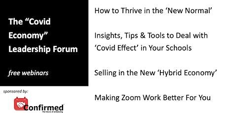 The Covid Economy Leadership Forum tickets
