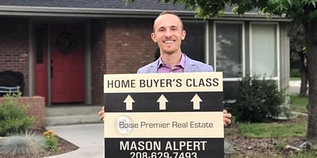 Free First Time Home Buyer's Class tickets