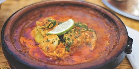 Online Cooking Class · Moroccan Fish Tagine tickets