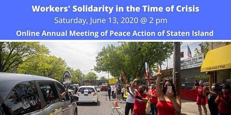 Workers' Solidarity in the Time of Crisis - PASI Annual Meeting tickets