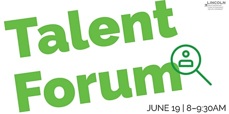 June Talent Forum tickets