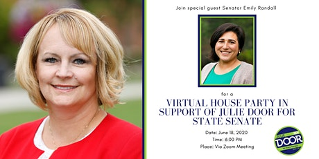 Virtual House Party with Senator Emily Randall tickets