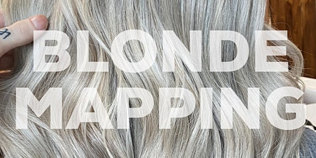 BLONDE MAPPING: ONLINE tickets
