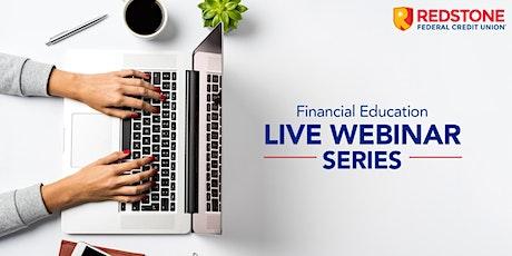 Live Webinar - Financial First Aid tickets