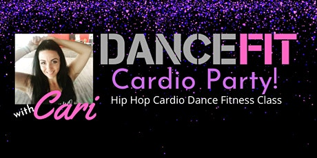 DanceFit Cardio Party with Cari tickets