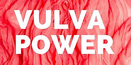 VULVA POWER - Ein Empowerment Workshop für Menschen mit Vulva Tickets
