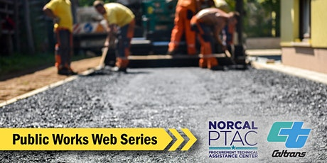 Introduction to Public Works Contracting | Public Works Web Series  tickets