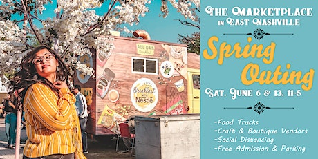 Spring Outing at The Marketplace in East Nashville tickets