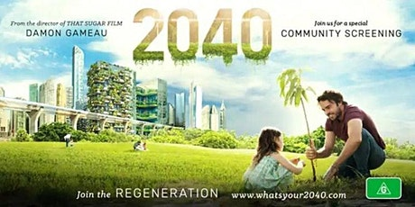 2040 - online movie screening and panel discussion tickets