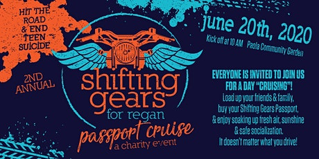 Shifting Gears Passport Cruise - A Charity Event tickets