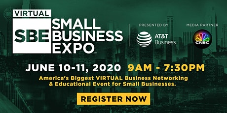 Virtual Small Business Expo 2020 tickets
