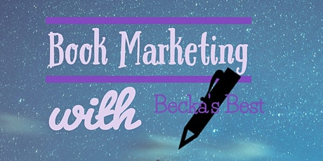 Book Marketing With Becka tickets
