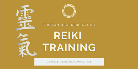 Usui Reiki Certification: Level 1 (Online) tickets