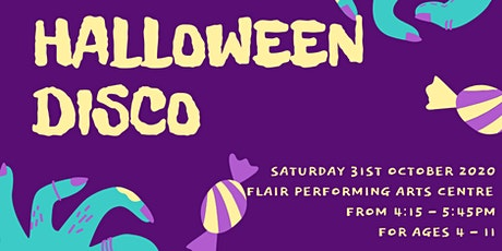 Halloween Disco tickets