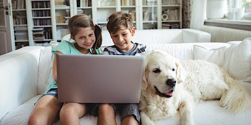 Annenberg PetSpace Kids Camp Online