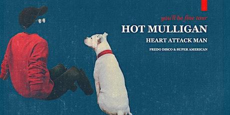 Hot Mulligan at the Amsterdam tickets