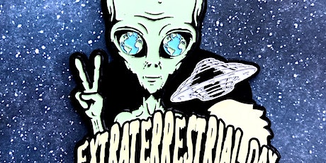 VIRTUAL RACE: Extraterrestrial Day 1M 5K 10K 13.1 26.2 -Charlotte tickets