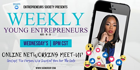 Young Professional Entrepreneurs Meet Up tickets