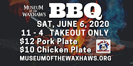 BBQ at the Museum of the Waxhaws tickets