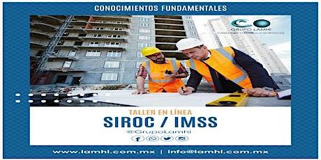 TALLER SIROC | IMSS boletos