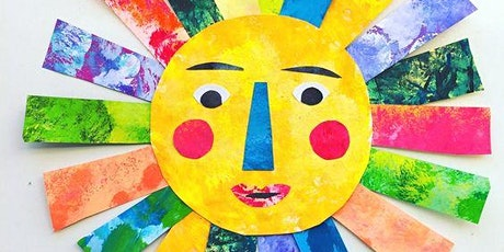 South of the Border Summer Art Camp ages 7-13 tickets