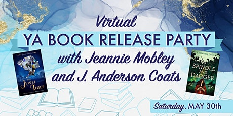 Young Adult Release Party featuring Jeannie Mobley & J. Anderson Coats tickets