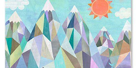 The Mountains are Calling Summer Art Camp: ages 3-6 tickets