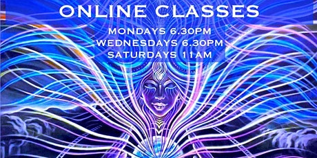 Online Kundalini Breathwork + Meditation Sessions tickets