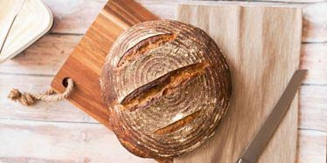 Sourdough 101 - Getting Started With Sourdough tickets