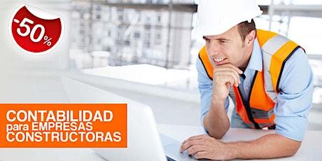 Contabilidad para Constructoras entradas