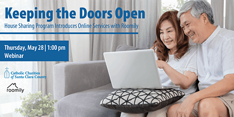 Keeping the Doors Open -  House Sharing  Online Services with Roomily tickets