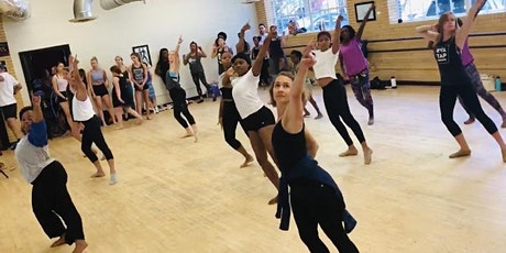 Jazz Class with Groove RVA tickets