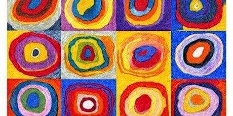 Crazy Colors with Kandinsky and Matisse: ages 3-6 tickets