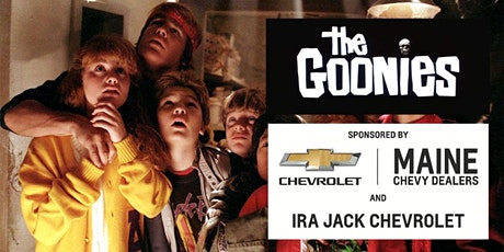 The Goonies, Sponsored by Ira Jack Chevrolet tickets